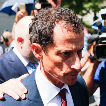 Anthony Weiner has been sentenced to 21 months in prison for sexting a minor