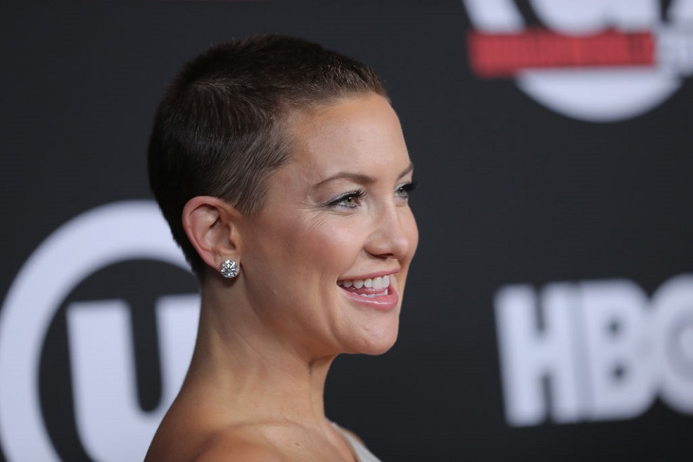 This is why Kate Hudson's son wasn't happy about her buzz cut