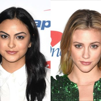 "Here's how to copy the stars of ""Riverdale"" and their fresh-faced makeup looks"