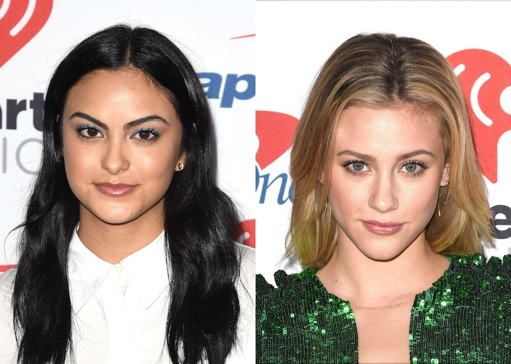 """Here's how to copy the stars of """"Riverdale"""" and their fresh-faced makeup looks"""