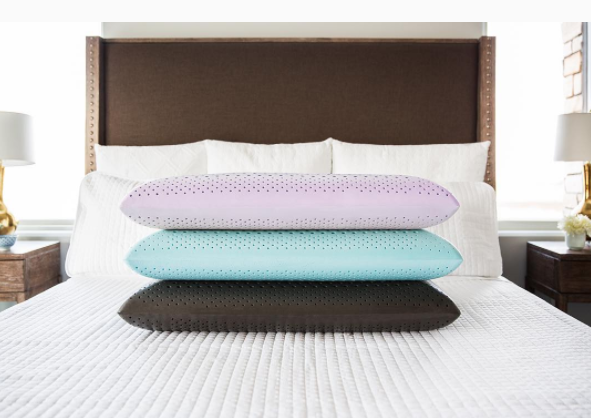 This Aromatherapy Pillow Has Us Intrigued Because We Will