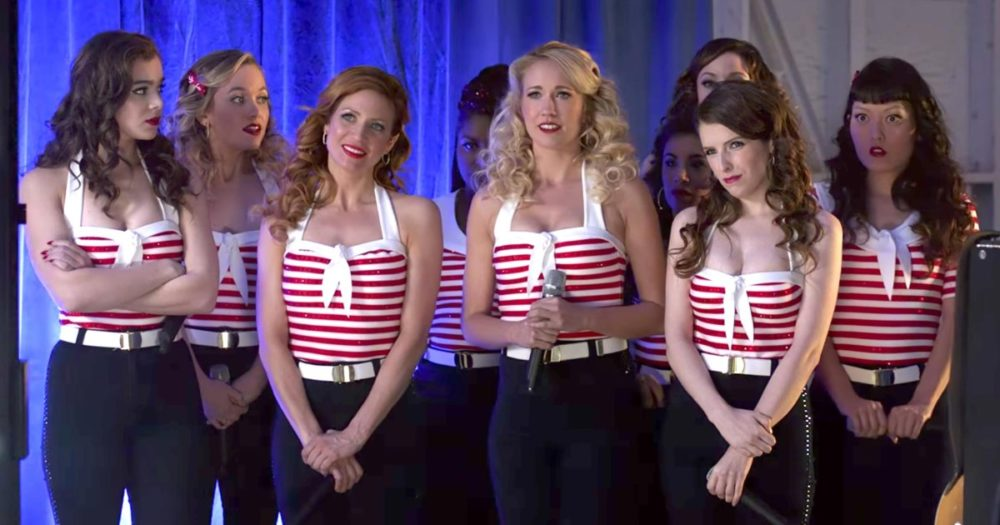 "The new ""Pitch Perfect 3"" trailer is here, and it'll make your Monday"