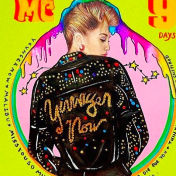 Miley Cyrus just ditched her '50s rockabilly vibes for '70s glam