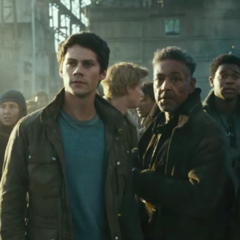 "Dylan O'Brien is back in the action in the first ""Maze Runner: The Death Cure"" trailer"