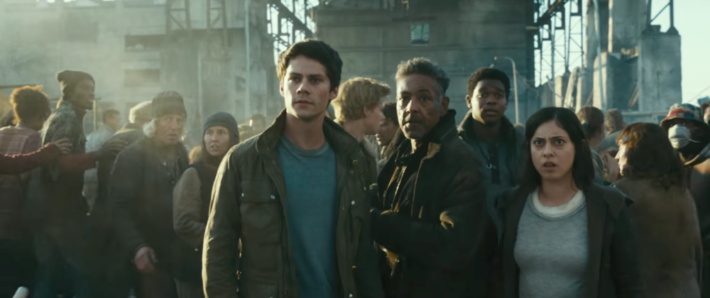 "Dylan O'Brien is back in action in the first ""Maze Runner: The Death Cure"" trailer"