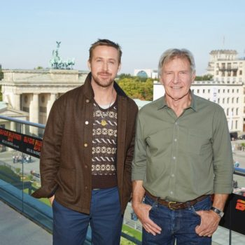"""Don't worry, Ryan Gosling is """"working on"""" getting a role in the new """"Indiana Jones"""""""