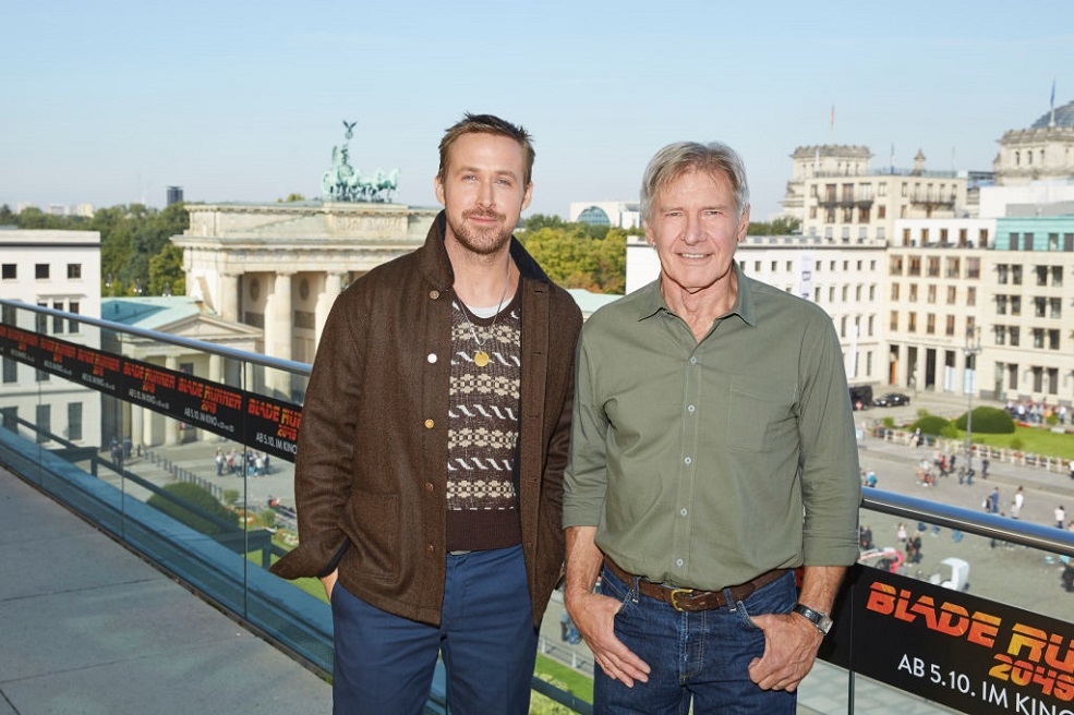 """Don't worry — Ryan Gosling is """"working on"""" getting a role in the new """"Indiana Jones"""""""