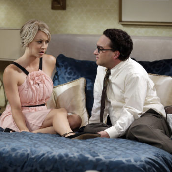 """The Big Bang Theory's"" Kaley Cuoco revealed why she changes her hair so much"