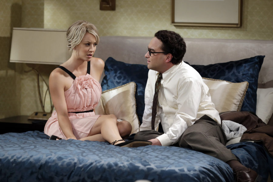 """""""The Big Bang Theory's"""" Kaley Cuoco revealed why she changes her hair so much"""