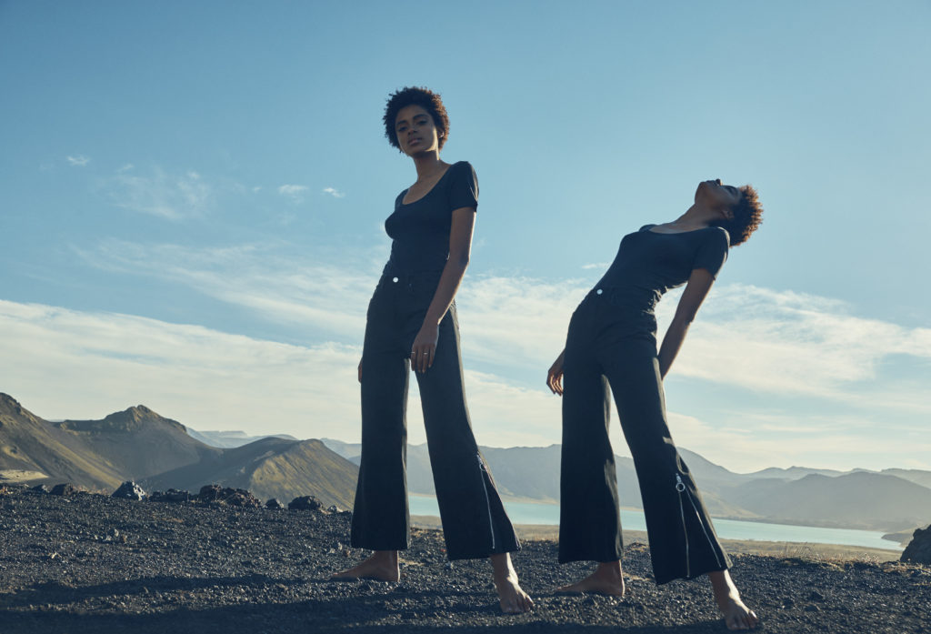 "H&M is coming out with a sustainable denim collection, and it's pure ""jeanius"""