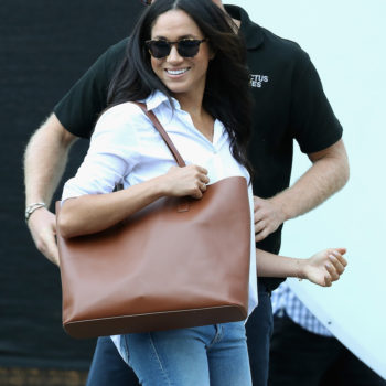 Meghan Markle's go-to bag is super affordable, and here's where to get it