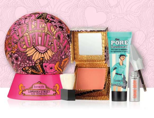 Benefit S Holiday Collection Will Put A Spell On You And