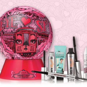 Benefit's holiday collection will put a spell on you — and not just because the beauty sets look like crystal balls