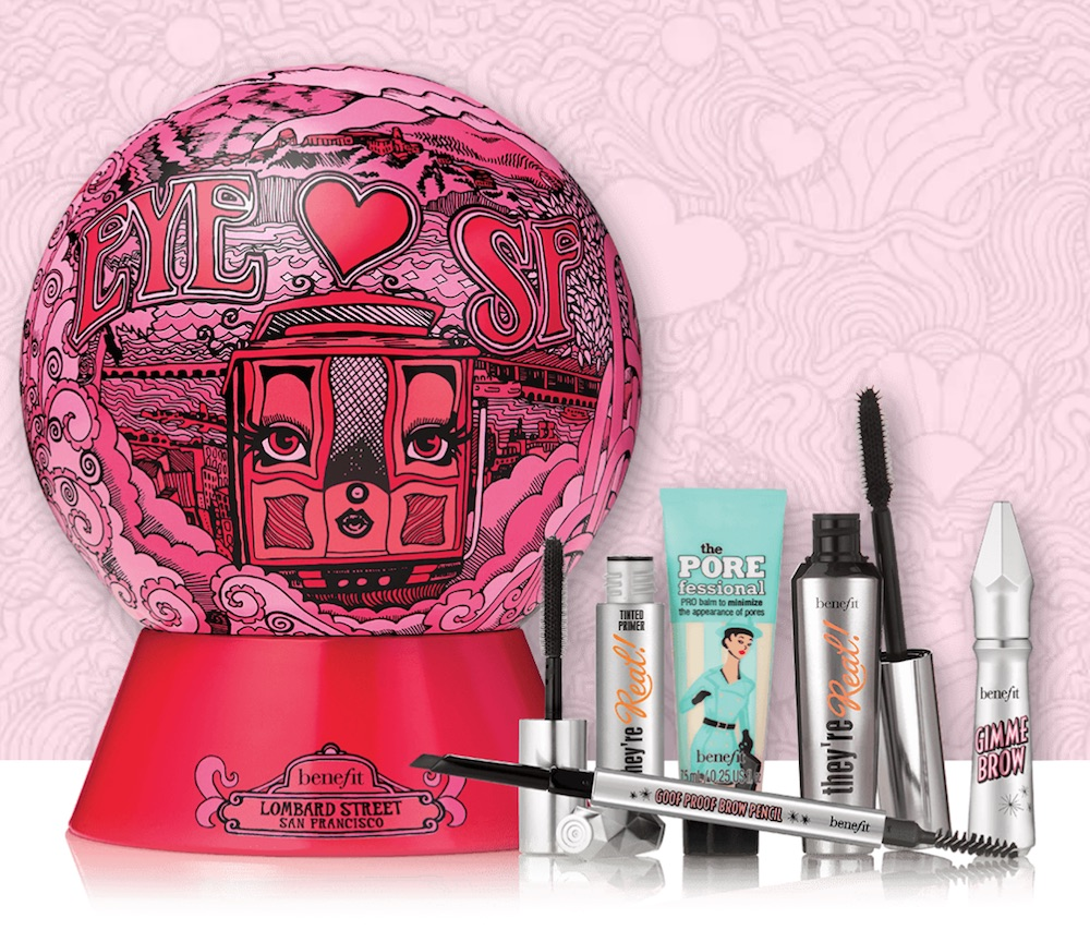 Benefit's Holiday Collection Will Put A Spell On You