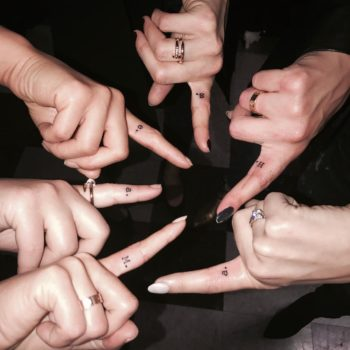 10 tiny tattoos that you and your crew can all get to remember this exact time in your lives