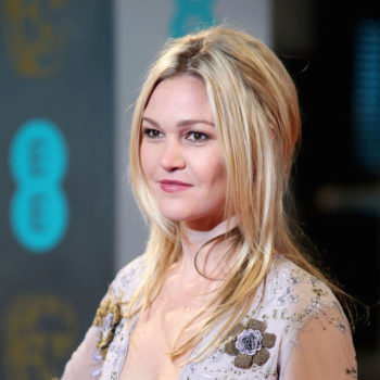 "Julia Stiles just got married in a ""shotgun wedding"" ceremony"