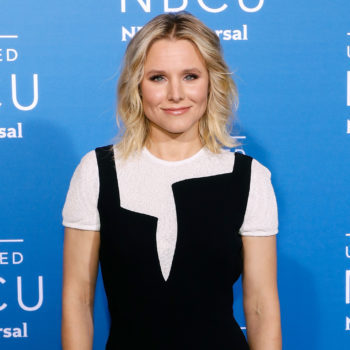 Kristen Bell did the most Kristen Bell thing and designed a sloth spatula for Williams-Sonoma