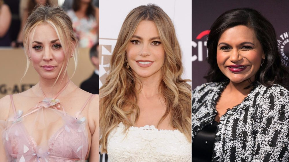 These are the world's highest-paid TV actresses of 2017