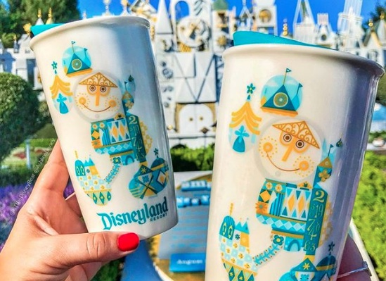 Disney Up For The And Cutest Teamed Collaboration Cup Starbucks Just CBthdxsoQr