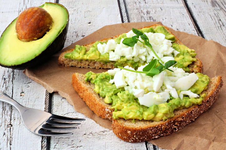 Avocado toast is officially memorialized into congressional records, and what a time to be alive