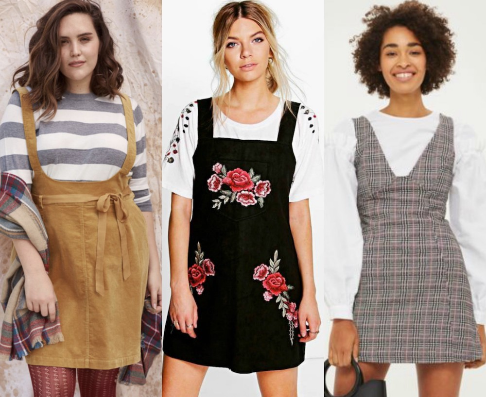 0ed74e8a1d8 13 jumper dresses that are perfect for the fall season - HelloGiggles