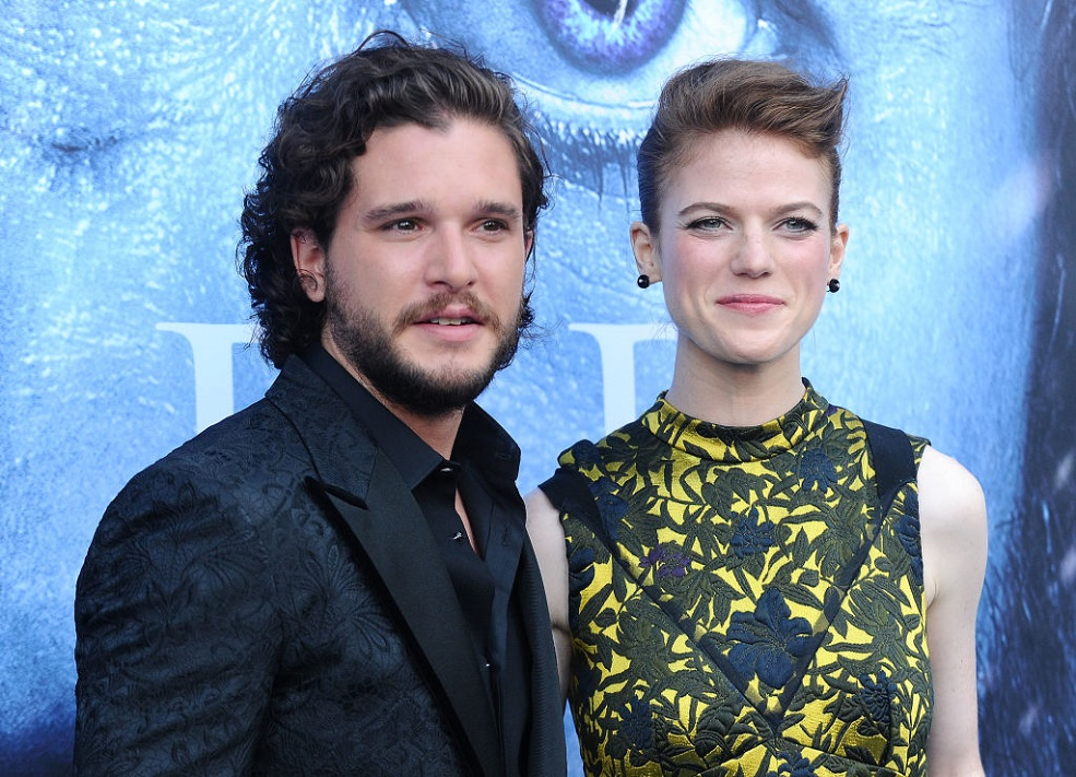 Kit Harington and Rose Leslie confirmed their rumored engagement in such a classy way
