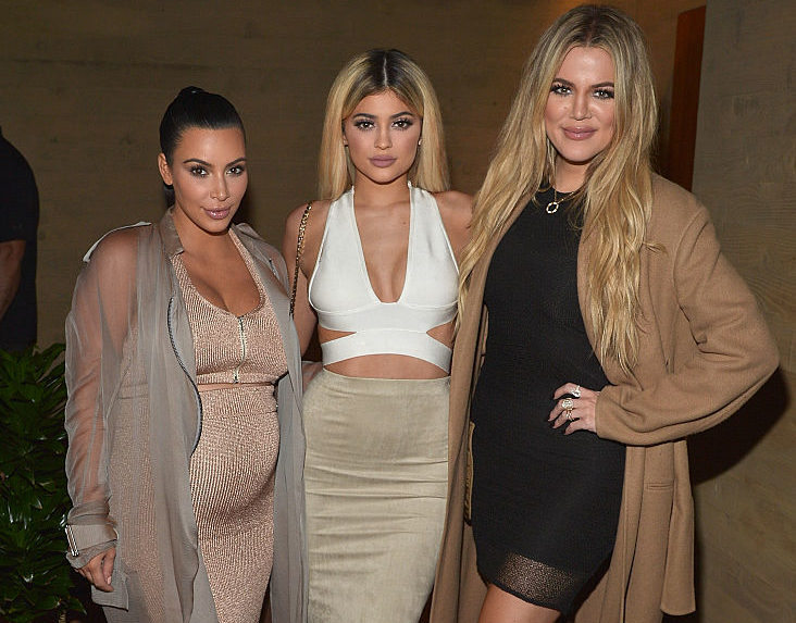 The complete timeline of Kim, Khloe, and Kylie's pregnancies so far, just because