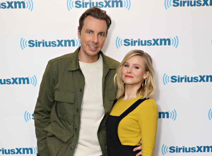"Kristen Bell revealed that she and Dax Shepard used to have ""toxic"" fights"