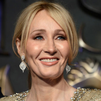"J.K. Rowling revealed she never wanted to make a ""Harry Potter"" play"