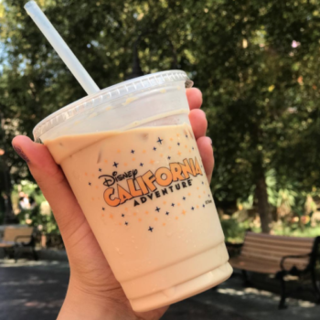 Disneyland is now selling its own magical take on the Pumpkin Spice Latte
