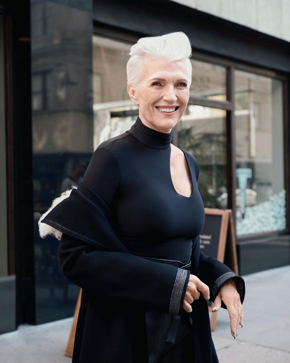 The newest CoverGirl ambassador is 69 years old, proving that beauty is ageless