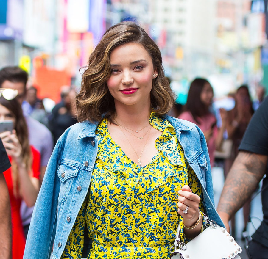 These are Miranda Kerr's 5 best in-flight beauty secrets, and we're taking notes
