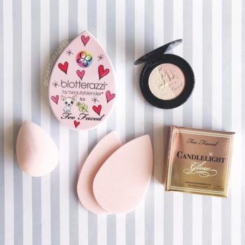 OMG: Too Faced and BeautyBlender are possibly teaming up again on a holiday collection