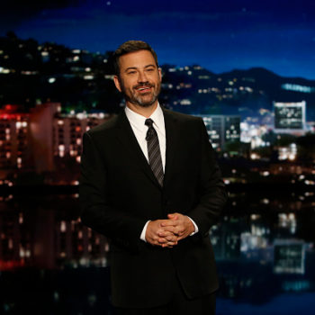 Jimmy Kimmel is taking a stand against pumpkin spice pizza