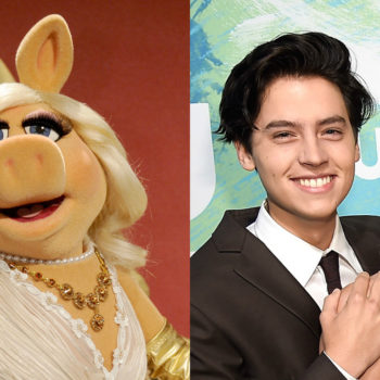 Miss Piggy just shaded the hell out of Lili Reinhart and Cole Sprouse on Twitter