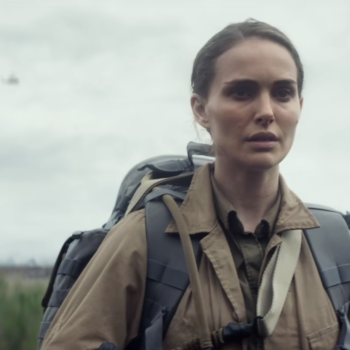 """The first trailer for """"Annihilation"""" is here, and we have no idea what's going on — but it's so pretty"""