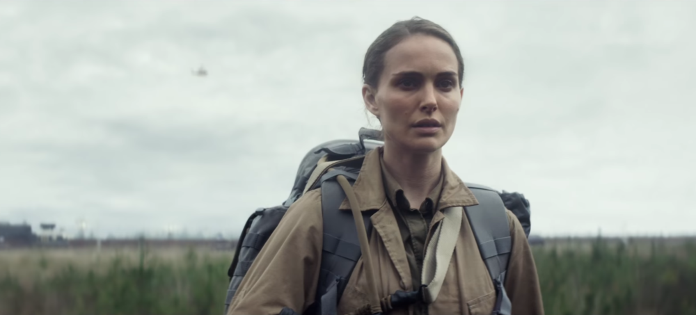 "The first trailer for ""Annihilation"" is here, and we have no idea what's going on — but it's so pretty"