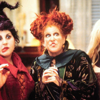 """Stop everything: A """"Hocus Pocus"""" sequel might actually be happening"""