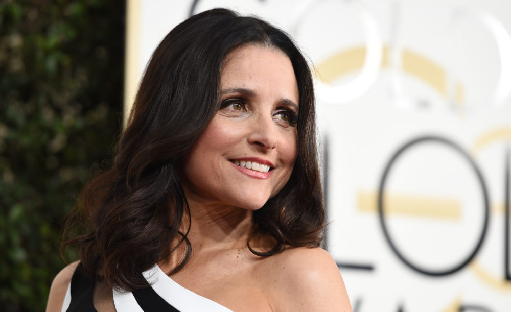 Julia Louis-Dreyfus just announced that she has breast cancer, and we are sending her all our best