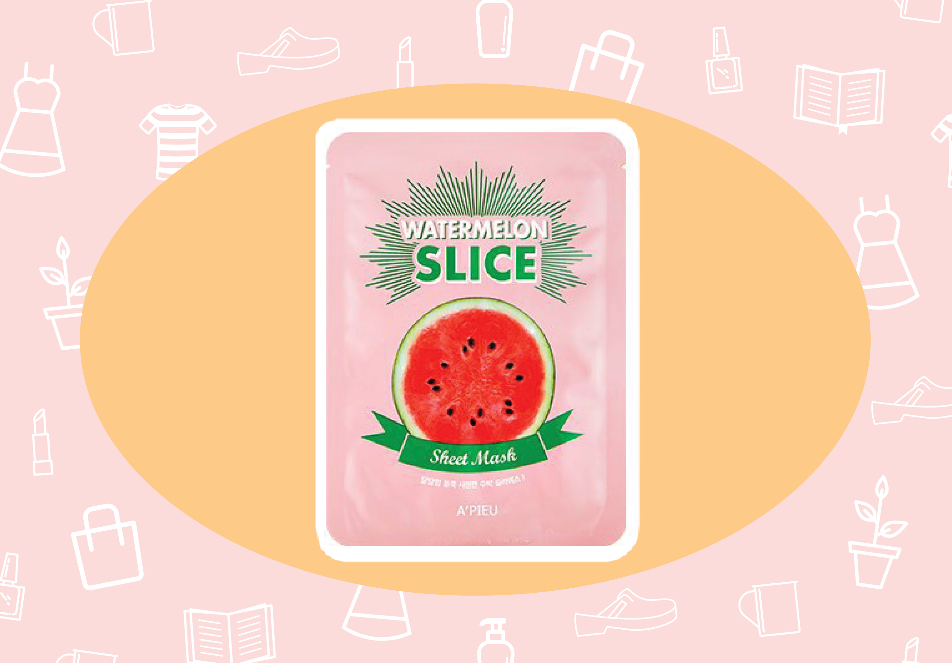 WANT/NEED: A watermelon face mask to wake you the eff up, and more stuff you want to buy