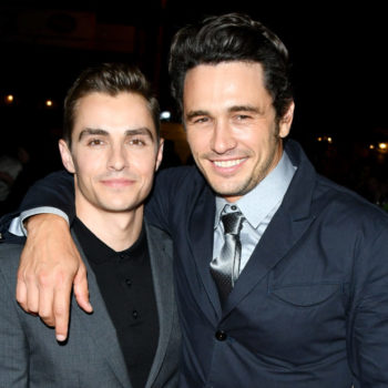 James Franco was born to play the brain behind the best-worst movie, according to his brother Dave