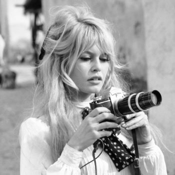 A Brigitte Bardot statue is being constructed in this French city