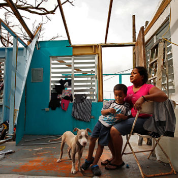 Why has Puerto Rico, my home, been ignored after Hurricane María's destruction?