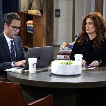 """Because we know you're curious, here's how """"Will & Grace"""" erases its series finale"""