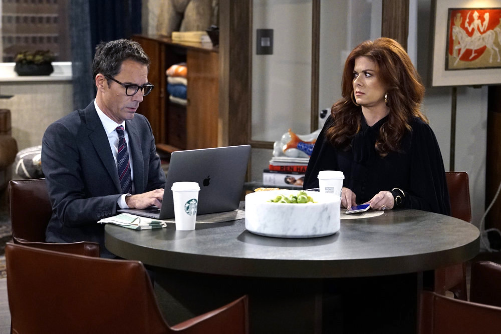 "Because we know you're curious, here's how ""Will & Grace"" erases its series finale"