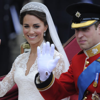 Kate Middleton's wedding dress was kept secret in the most extreme way