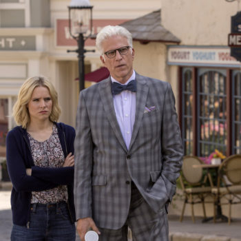 "Son of a bench — this list of ""The Good Place"" puns is forking amazing"