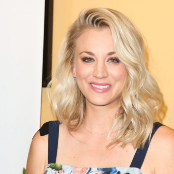 """Big Bang Theory's"" Kaley Cuoco got stopped by the TSA for the most awkwardly relatable reason"
