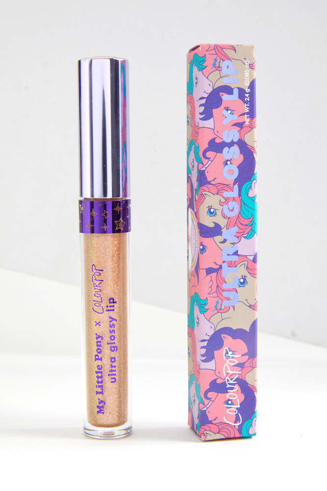 The ColourPop X My Little Pony Makeup Collection Launches