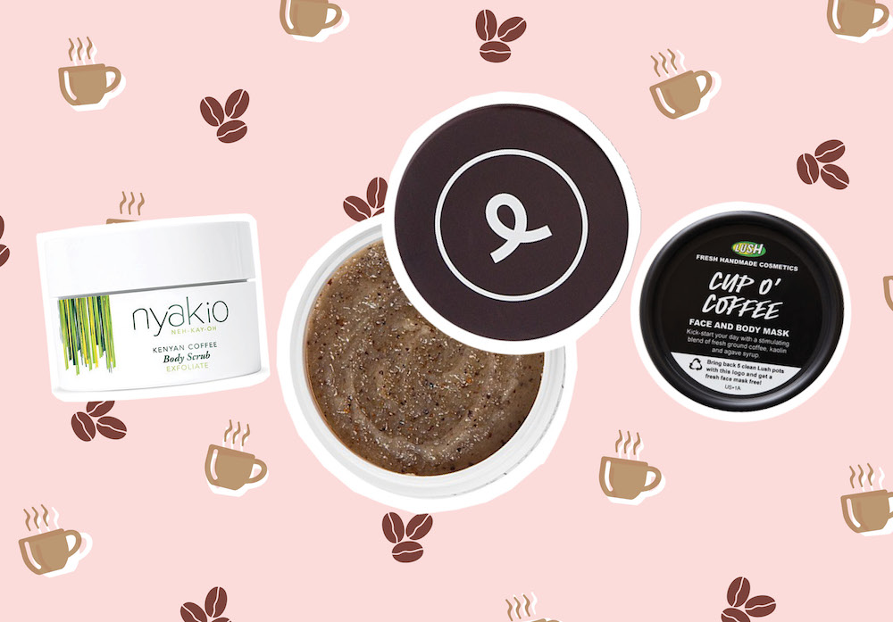 Celebrate International Coffee Day with these caffeine-themed beauty products